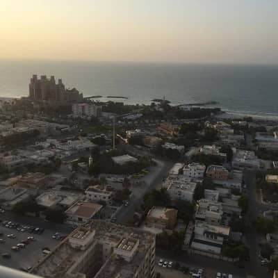 3bhk full sea view for rent in Ajman one tower