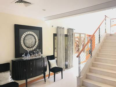4 Bedroom Villa for Rent in Palm Jumeirah, Dubai - An Elegant & Luxury in Affordable Price l Fully furnished 4 BR maids Villa l in Palm Jumeirah Island