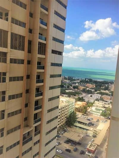 2bhk partial sea view for rent in Ajman one tower