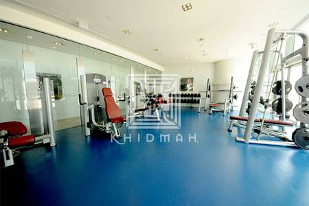 4 Bedroom Apartment for Rent in Al Reem Island, Abu Dhabi - No Leasing Commission! Amazing Sea View for 4 1 M Penthouse in Sky Tower