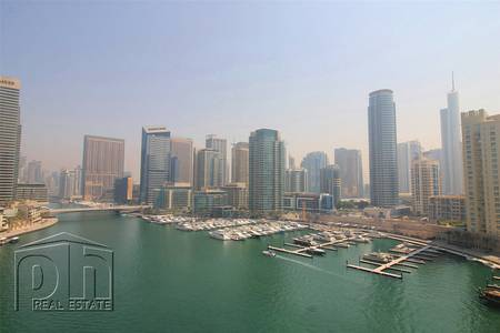 1 Bedroom Flat for Rent in Dubai Marina, Dubai - The Point / One Bedroom / Unfurnished