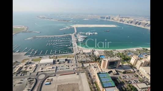 Dubai Marina 1Br Full Sea View Elite Building