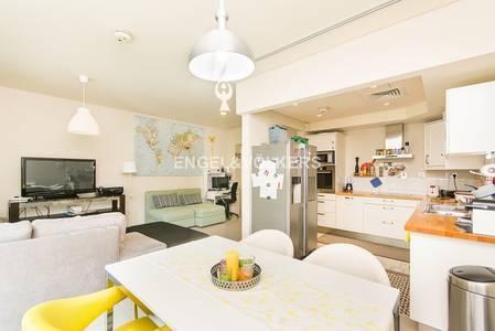 تاون هاوس 2 غرفة نوم للبيع في دائرة قرية جميرا JVC، دبي - Bespoke | Corner Unit | Manicured Garden