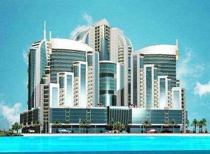 فلیٹ 1 غرفة نوم للبيع في البستان، عجمان - شقة في أبراج أورينت البستان 1 غرف 500000 درهم - 3544187
