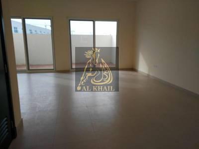 3 Bedroom Villa for Rent in International City, Dubai - Elegant Spacious 3BR + Maid Villa for rent in Warsan 1 Village   Perfect Location