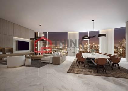 Luxurious 4BR Penthouse Burj Khalifa & Fountain Views