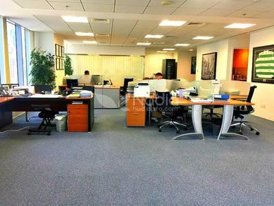 Fully Furnished Office | Saba 1 | JLT | For Rent