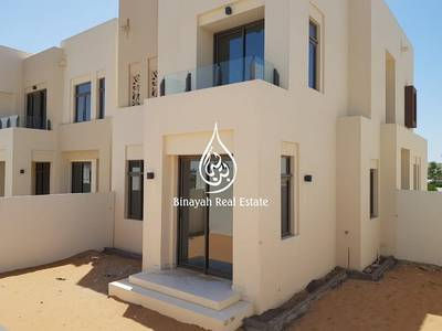 3 Bedroom Villa for Rent in Reem, Dubai - Brand New!! Corner Unit Avail. Oct -2018