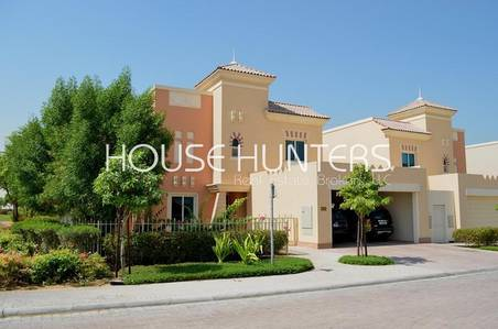 4 Bedroom Villa for Rent in Dubai Sports City, Dubai - 4 bedroom with Park view   Lovely Calida