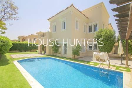 4 Bedroom Villa for Sale in Arabian Ranches, Dubai - Exclusive Alvorada Type B1| Private Pool