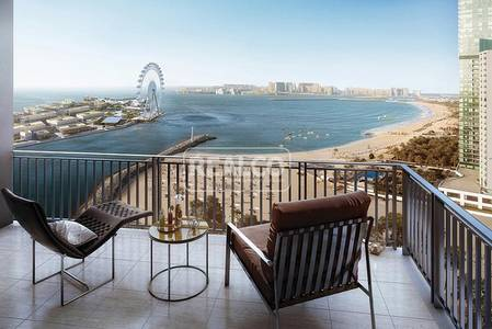 1 Bedroom Flat for Sale in Dubai Marina, Dubai - Stunning 1BR in 52-42 Towers Dubai Marina