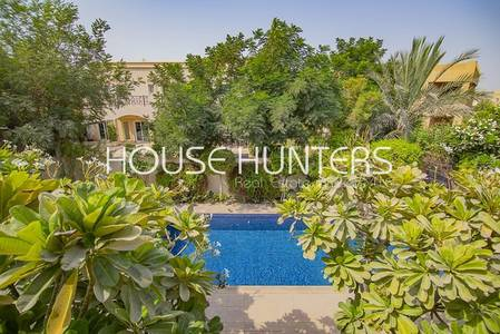 6 Bedroom Villa for Rent in Arabian Ranches, Dubai - Stunning 6 bed| Private pool| Mature garden