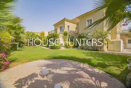 4 Bedroom Villa for Sale in Arabian Ranches, Dubai - 4 bedroom | Landscaped garden | Alvorada