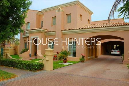 6 Bedroom Villa for Sale in Arabian Ranches, Dubai - Priced to sell|Mirador type 18|Great location