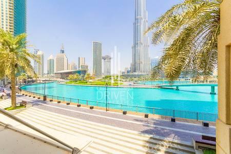 3 Bedroom Villa for Sale in Downtown Dubai, Dubai - High-end Furnished Villa with Burj View.