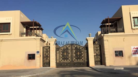 Fantastic Species 6 Master Beds Villa With Private Pool and Driver Room in Khalifa City