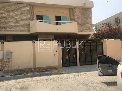 5BR+M Villa with Separated Driver's Room in Karama