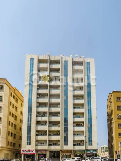1 Bedroom Flat for Rent in Al Nakhil, Ajman - Commission free 1 BHK Available For Rent in Abubakkar Building Ajman