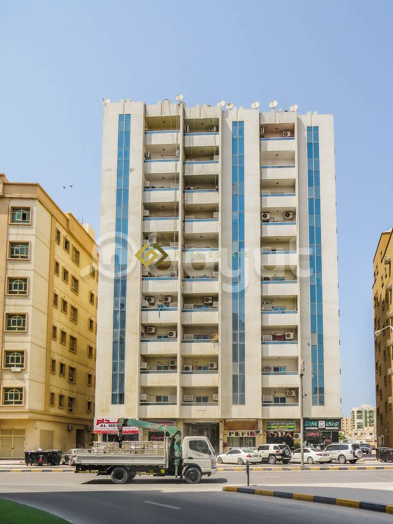 2 Commission free 1 BHK Available For Rent in Abubakkar Building Ajman