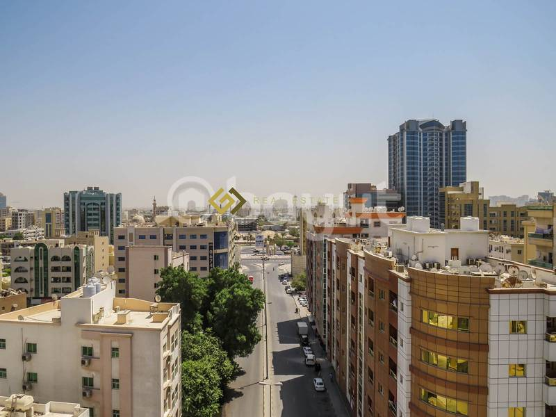 22 Commission free 1 BHK Available For Rent in Abubakkar Building Ajman