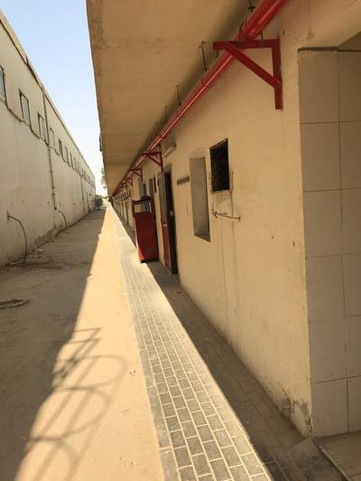 Labour Camp for Rent in Al Saja, Sharjah - 120 rooms