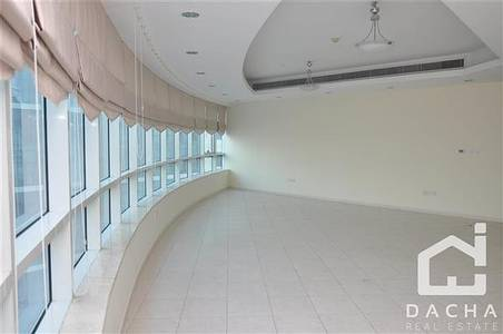 4 Bedroom Apartment for Rent in Dubai Marina, Dubai - CLEAN AND BRIGHT FRIESHLY MAINTEINED CITY VIEW