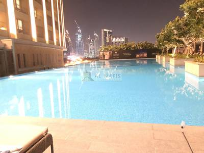 1 Bedroom Apartment for Rent in Downtown Dubai, Dubai - Classy Furnished 1BHK  @ The Address Dubai mall