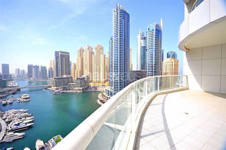 3 Bedroom Flat for Sale in Dubai Marina, Dubai - Over 3