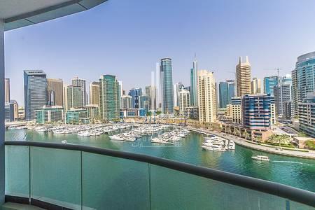 1 Bedroom Flat for Rent in Dubai Marina, Dubai - 1BED APT WITH AWE-INSPIRING MARINA VIEWS