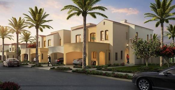 2 Bedroom Townhouse for Sale in Serena, Dubai - Own New 3 BHK Townhouses In Casa Viva