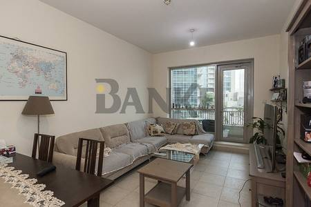 1 Bedroom Apartment for Rent in Downtown Dubai, Dubai - A Wonderful 1 Bed Apartment at Boulevard Central