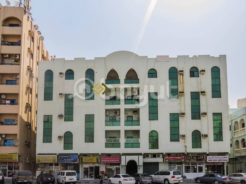 No Commission 2 BHK  Available For Rent in Karama Building Ajman