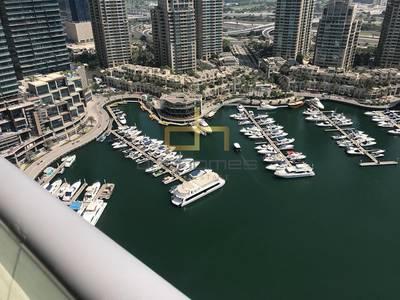 2 Bedroom Apartment for Rent in Dubai Marina, Dubai - Marina ViewI Fully furnished I High Floor