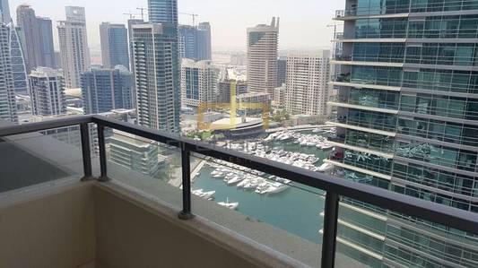 1 Bedroom Apartment for Rent in Dubai Marina, Dubai - Marina View I Large 1 Bedroom I Chiller Free