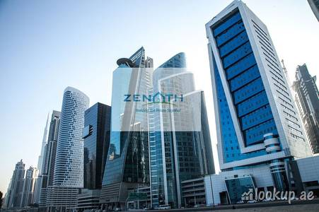 Office for Sale in Business Bay, Dubai - Furnished Office Space for Sale in Business Bay