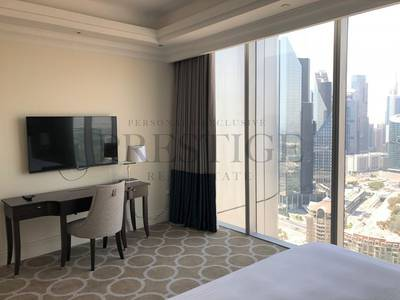 4 Bedroom Flat for Rent in Downtown Dubai, Dubai - 4 Beds | The Address Boulevard | Downtown