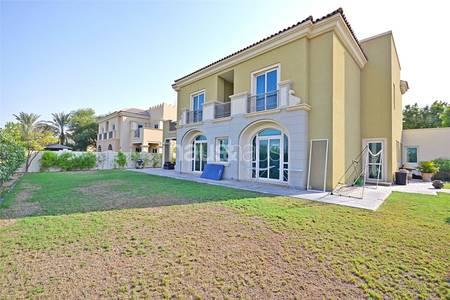 5 Bedroom Villa for Rent in Dubai Sports City, Dubai - B Type  Golf Course Maintenance Contract