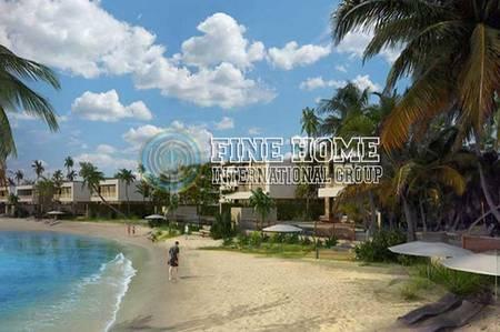 Elegant Beach Villa in Hidd Al Saadiyat.