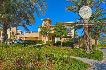 Amazing 5 BR Villa in Al Saadiyat Island