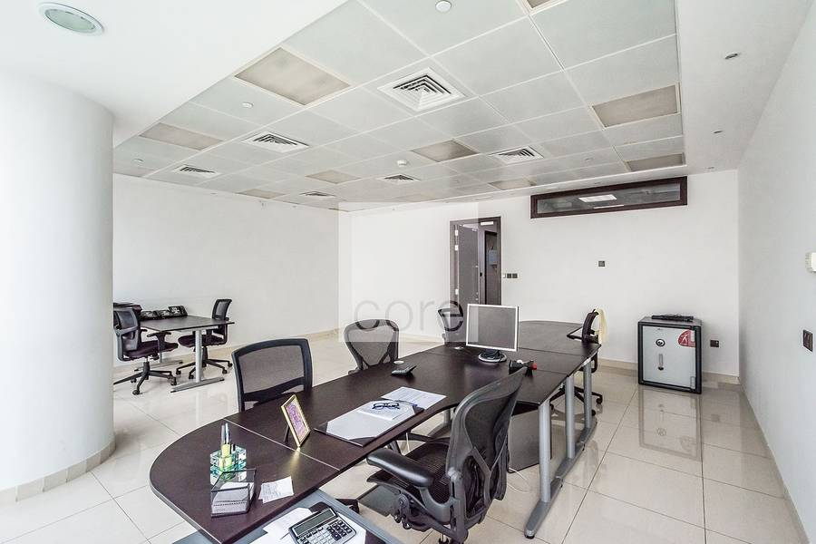 Fitted and Furnished Office I High Floor