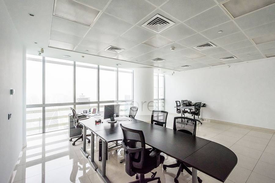 2 Fitted and Furnished Office I High Floor
