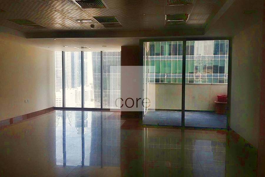 Spacious fitted office for rent in Prism