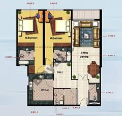 2 Bedroom Type 3