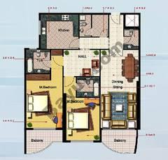 2 Bedroom Type 4
