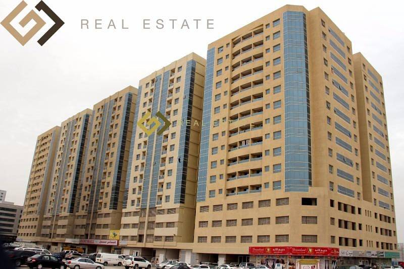 No Commission 2 Bedroom Hall for Rent in Garden City Ajman