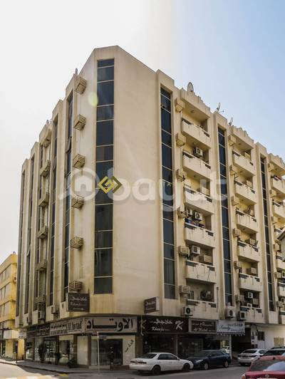 1 Bedroom Flat for Rent in Al Nakhil, Ajman - No Commission 1 BHK available for Rent in Nakheel Building  Ajman
