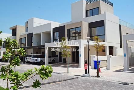 5 Bedroom Villa for Sale in Al Salam Street, Abu Dhabi - 5-bedroom-villa-faya-bloomgardens-salam-abudhabi-uae