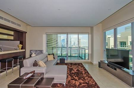 Fountain View From Your Window | 2BR Apt