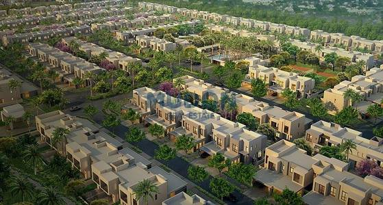 3 Bedroom Villa for Sale in Town Square, Dubai - Surprisingly Affordable Townhouses Sama NSHAMA
