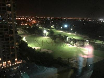 Fairways 1 Bed on High Floor w/Full Golf Course for Rent